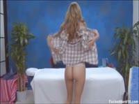 Нежный секс после потрясающего массажа