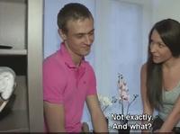 Отдал в рабство русскую девку