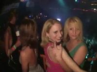 Хард пати в ночном клубе