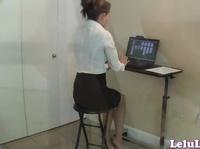 Соблазнительные женские ступни