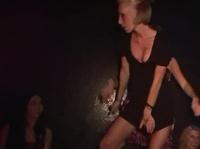 Дикие танцы на клубе