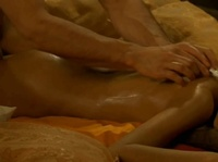Вагинальная феерия после эффективного массажа
