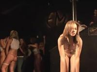 Дикие танцы на развратной сцене